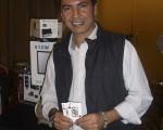 Elpidio Montania - Campeon Latintour - Ciudad del Este - Junio 2011