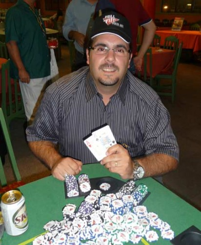 Mauro Mayero - Office Media Campeón LatinTour Río de Janeiro - Agosto 2010