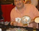 Jorge Roa - Jackcenter Campeon Latintour - Asuncion La Mision - Diciembre 2011