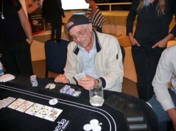 Tony Shalom - INTCOMEX USA Campeón de LatinTour San Pablo Octubre 2009