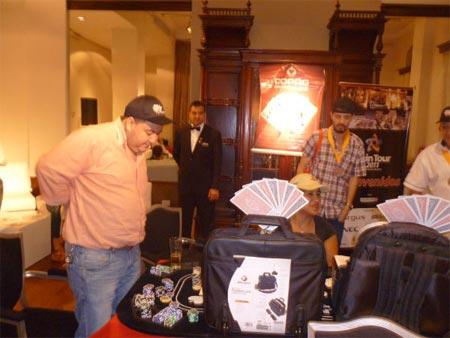 Latintour - Asunción Diciembre 2011