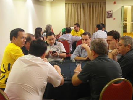 Latintour - Ciudad del Este  Agosto 2012